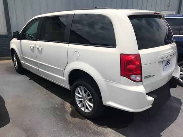 0a514ecaa1ba 2012 Dodge Caravan SXT — Back View of Van in Tulsa