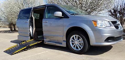 Handicap Accessible Van Rentals in Tulsa, OK | Rental Rates
