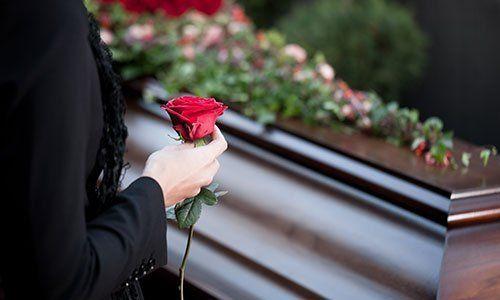 servizi di onoranze funebri professionali