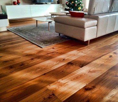 pavimento in legno - olmo