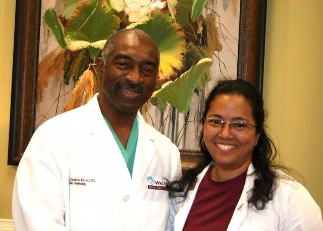 Dr. Gaskins and Dr. Chongulia