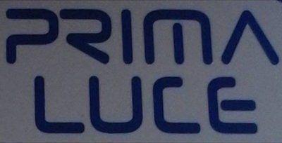 Prima Luce - Logo