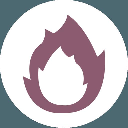 icona fiamma