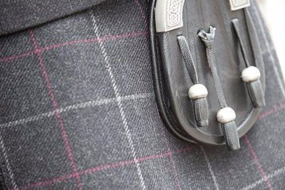 Tailor-made kilts