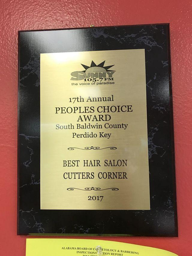 Cutters Corner Beauty Salon Foley Al