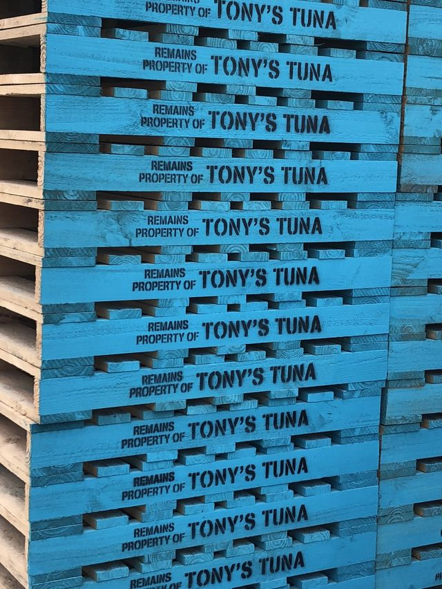 Customised Timber Pallets in Adelaide   Palletco SA