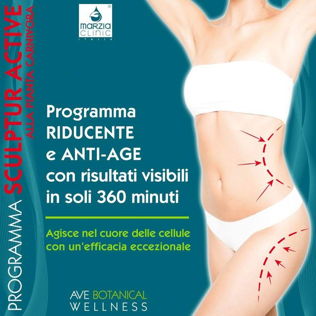 trattamento corpo sculpture active