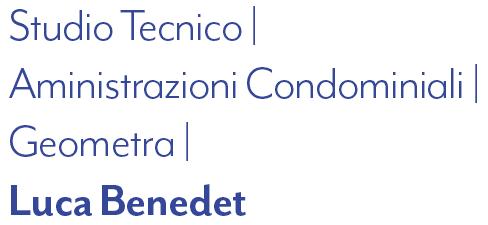 STUDIO TECNICO GEOM. LUCA BENEDET - LOGO