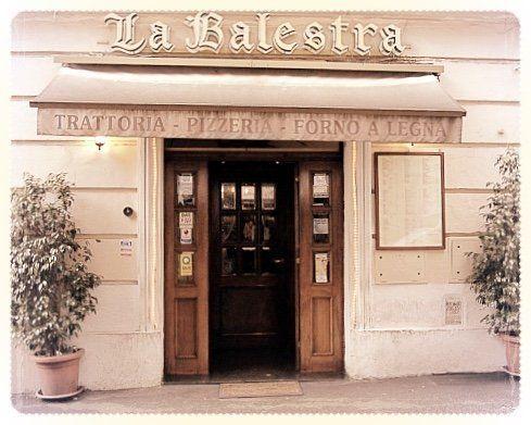 ristorante La Balestra