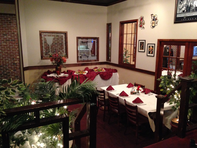Banquets King Of Prussia Pa Peppers Italian Restaurant