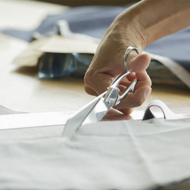 Cloth cutting