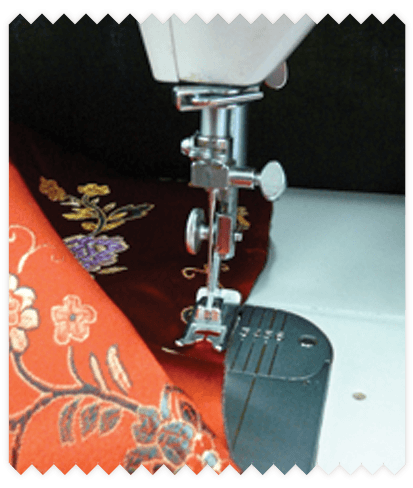 image of stitching