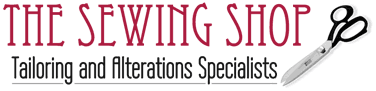 The Sewing Shop company logo