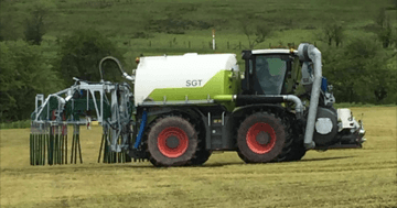 slurry and muck truck