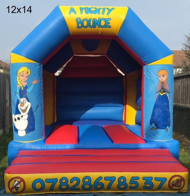 Designer bouncy castles