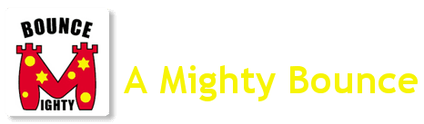A Mighty Bounce logo