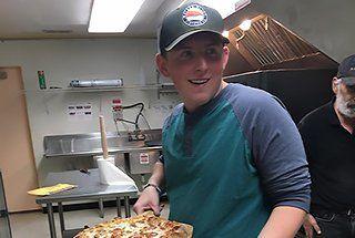 Pizza Delivery Goldsboro, NC