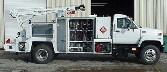 Custom-built Combo Truck Units