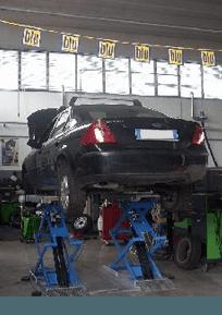 Ponte sollevamento auto