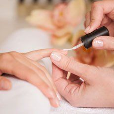 Manicure and Pedicure Treatments
