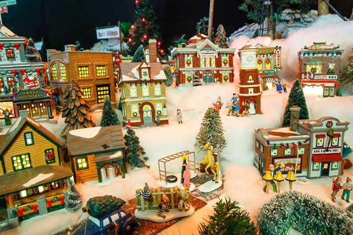 How To Store Christmas Village Houses.Shell Factory Retail Christmas Store North Fort Myers