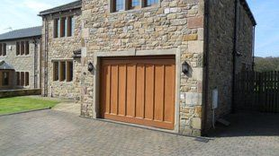 Garage doors - Nelson - Ian Fisk Specialised Door Services - Garage door