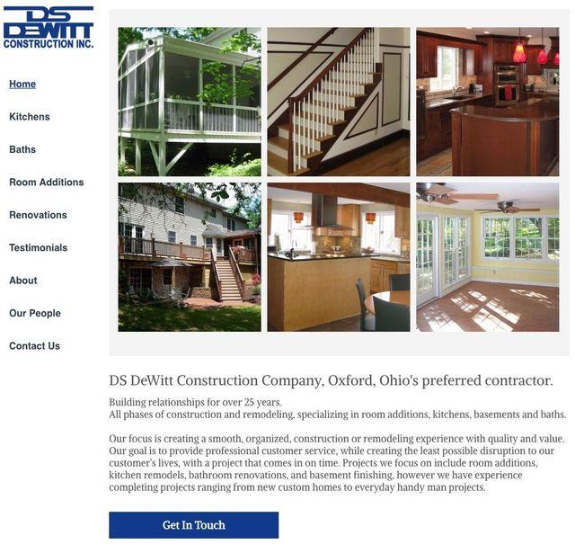 oxford website design company ckc