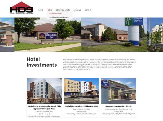 cincinnati website design artist