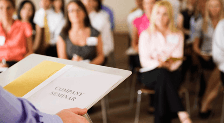 Corporate training specialists