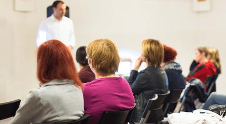Tutor training courses