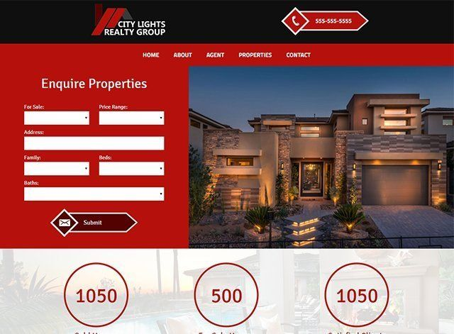 Trades Website Design Themes by Search Marketing Specialists