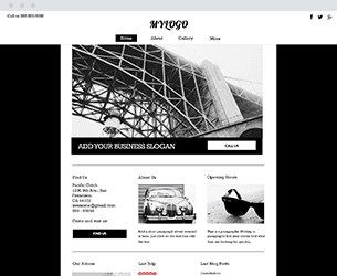 Black Coffee Website Design Themes by Search Marketing Specialists