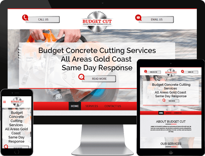 Professional and Cost Effective Website Design Budget Cut