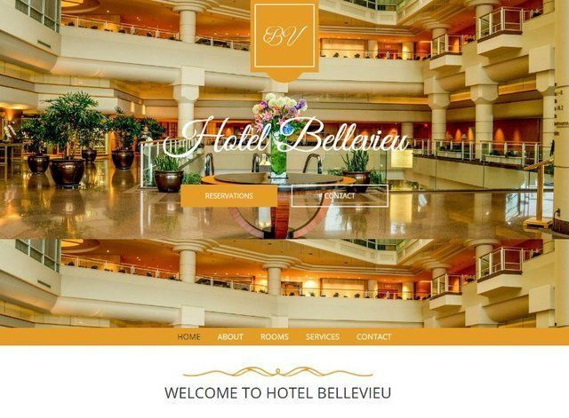 Hotel Website Design Themes by Search Marketing Specialists