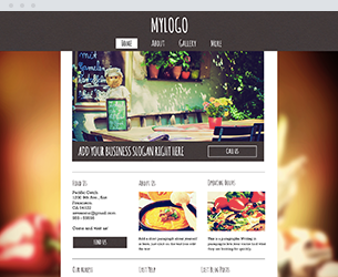 Italiano Website Design Themes by Search Marketing Specialists