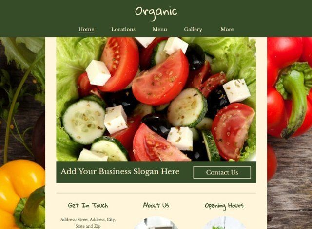 Organic Website Design Themes by Search Marketing Specialists