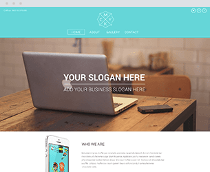 Parallax Website Design Themes by Search Marketing Specialists