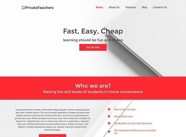 Professinal Website Design Themes by Search Marketing Specialists