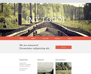 Rocky Road Website Design Themes by Search Marketing Specialists