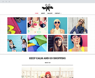 Tailor Shop Website Design Themes by Search Marketing Specialists