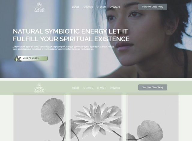 Yoga Website Design Themes by Search Marketing Specialists