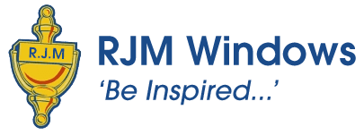 RJM Windows company logo