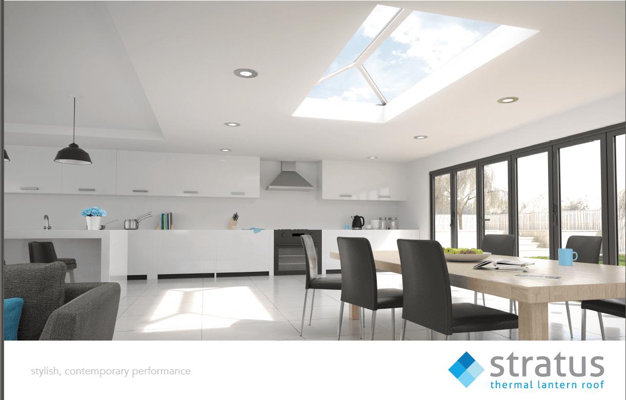 Stratus - Thermal lantern roof brochure