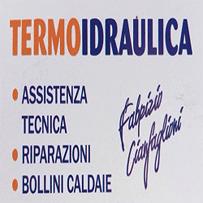 ASSISTENZA CALDAIE E CONDIZIONAMENTO CIANFAGLIONI F. - Logo