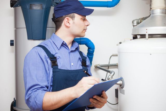 Expert changing hot water cylinders in Auckland