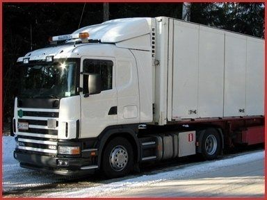 autotrasporti su gomma, trasporto merci