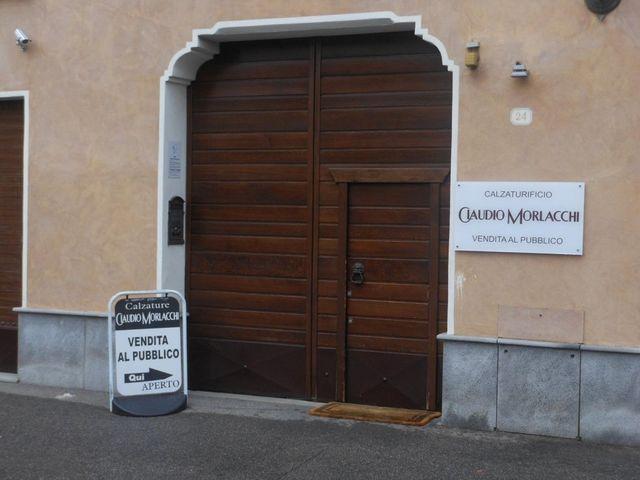 buy online d514a 78071 Scarpe uomo e donna | Parabiago, MI | Calzaturificio Morlacchi