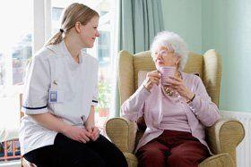 Nursing home in - Knott End-on-Sea, Poulton-le-Fylde - St Albans Nursing Home - Care