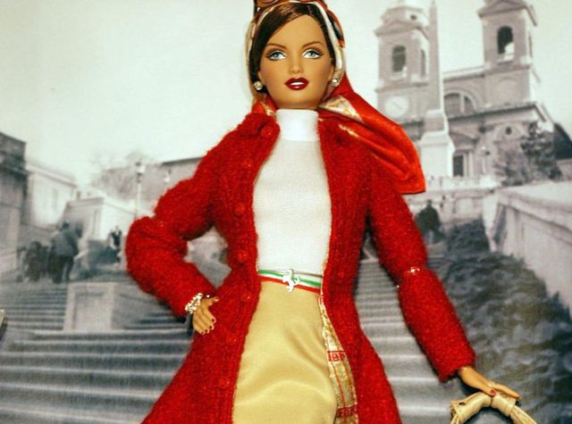 Barbie doll of 1959