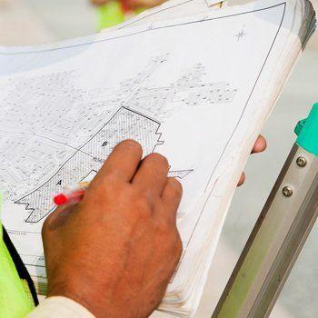 building surveys drawings